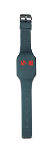 DCI On Time LED Watch Grey
