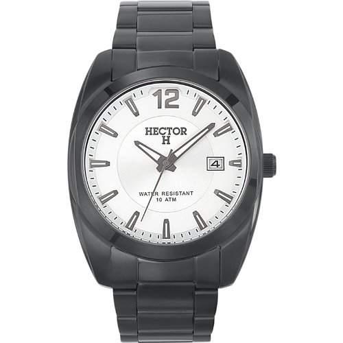 Hector H Herren-Armbanduhr Analog Edelstahl 667062