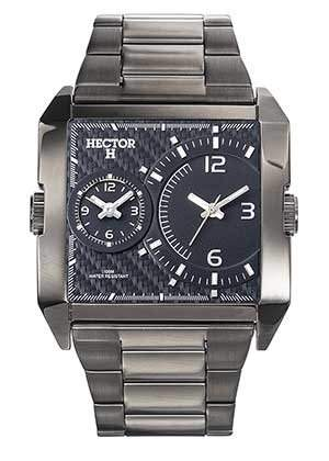 Hector H Herren-Armbanduhr Analog Quarz 687143