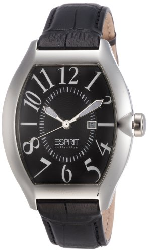 Esprit Collection hector night Analog Quarz Leder EL101081F02