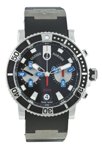 Ulysse Nardin Maxi Marine Diver Chronograph 8003 102 3 92