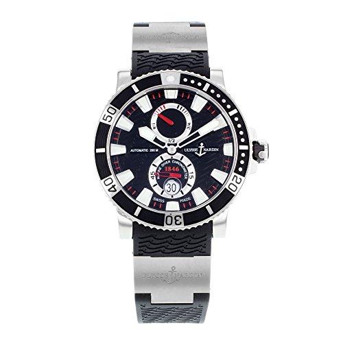 Ulysse Nardin Marine Chronometer Maxi Marine Diver Titanium 263 90 3 72