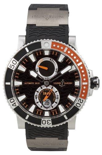 Ulysse Nardin Marine Chronometer Maxi Marine Diver Titanium 263 90 3 92