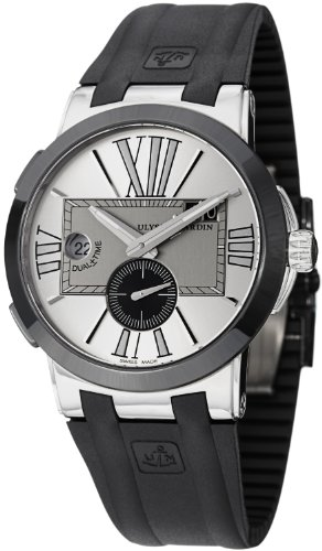 Ulysse Nardin Executive Dual Time 243 00 3 421