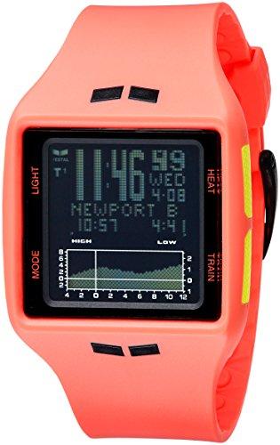 Vestal BRG026 Brig Armbanduhr lachs schwarz