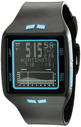 Vestal brg028 Brig Armbanduhr Schwarz Blau
