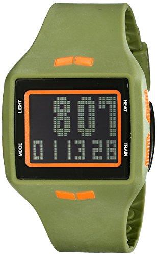 Vestal hlmdp22 Helm Armbanduhr Army Orange