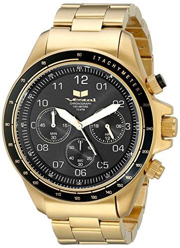 Vestal zr2025 ZR2 Uhr Gold Schwarz