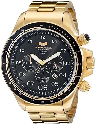 Vestal zr3033 ZR3 Watch gold schwarz