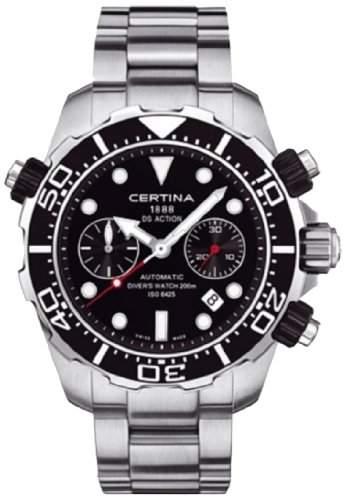Certina Herren Automatik Kollektion DS Action Diver Chronograph C0134271105100