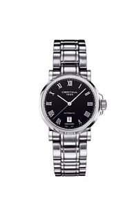 Certina Damen-Armbanduhr XS Analog Automatik Edelstahl C0172071105300