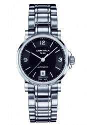 Certina Damen-Armbanduhr XS Analog Automatik Edelstahl C0172071105700