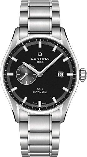 Certina DS 1 Small Second C006 428 11 051 00 Klassisch schlicht