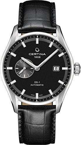 Certina DS 1 Small Second C006 428 16 051 00 Klassisch schlicht