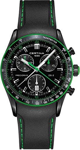 Certina DS 2 C024 447 17 051 22 Herrenchronograph 1 100 Sekunden Anzeige