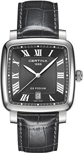 Certina DS Podium C025 510 16 083 00 Herrenarmbanduhr Klassisch schlicht