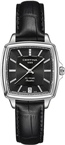 Certina DS Prime C028 310 16 056 00 Damenarmbanduhr mit echten Diamanten