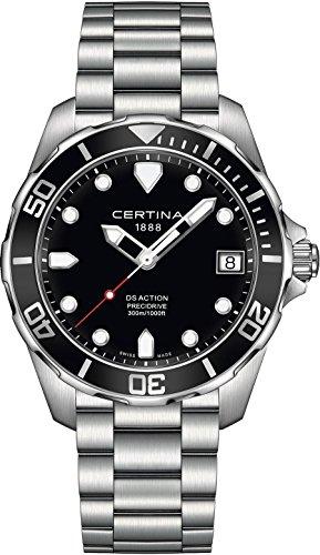 Certina DS Action C032 410 11 051 00 Sportliche Herrenuhr Sehr Sportlich