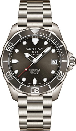 Certina DS Action C032 410 44 081 00 Sportliche Titangehaeuse