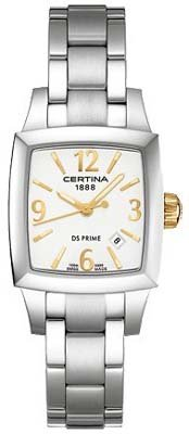 Certina XS Certina DS Prime Shape Analog Edelstahl C004 310 11 037 00