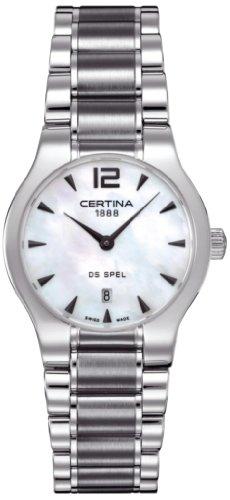 Certina XS Analog Quarz Edelstahl C012 209 11 117 00