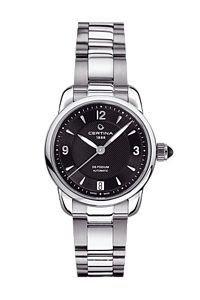 Certina Damen Armbanduhr XS Analog Automatik Edelstahl C025 207 11 057 00