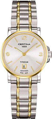 Certina XS Analog Quarz Titan C017 210 55 037 00