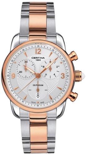 Certina XS Chronograph Quarz Edelstahl C025 217 22 017 00
