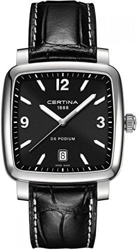 Certina DS Podium 38mm Batterie C025 510 16 057 00