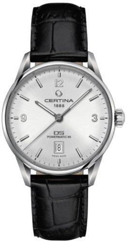 Certina XL Analog Automatik Leder C026 407 16 037 00