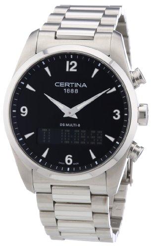 Certina XL Analog Digital Quarz Edelstahl C020 419 11 057 00