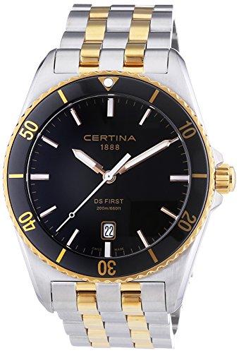 Certina XL Analog Quarz Edelstahl C014 410 22 051 00
