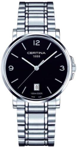 Certina XL Analog Quarz Edelstahl C017 410 11 057 00