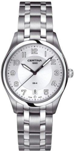 Certina XL Analog Quarz Edelstahl C022 410 11 030 00