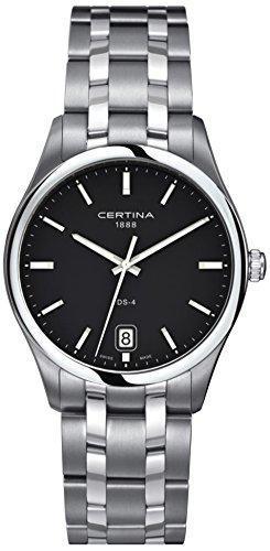 Certina XL Analog Quarz Edelstahl C022 610 11 051 00