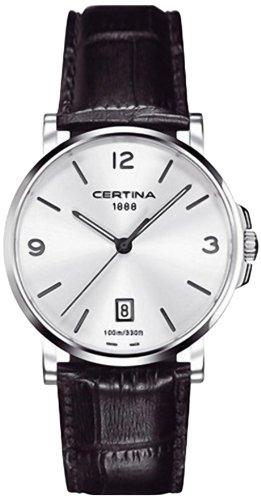 Certina XL Analog Quarz Leder C017 410 16 037 00