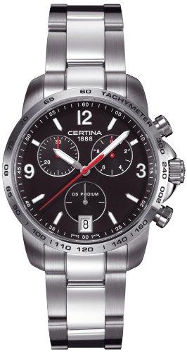 Certina XL Chronograph Quarz Edelstahl C001 417 11 057 00