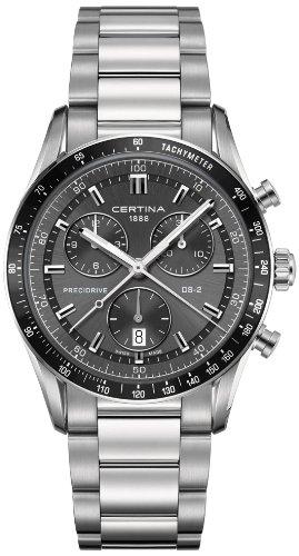 Certina XL Chronograph Quarz Edelstahl C024 447 11 081 00