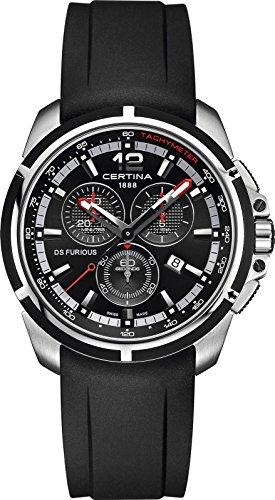 Certina DS Podium C011 417 27 057 00 Herrenchronograph Sehr Sportlich