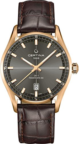 Certina DS 1 Powermatic C029 407 36 081 00 80h Gangreserve