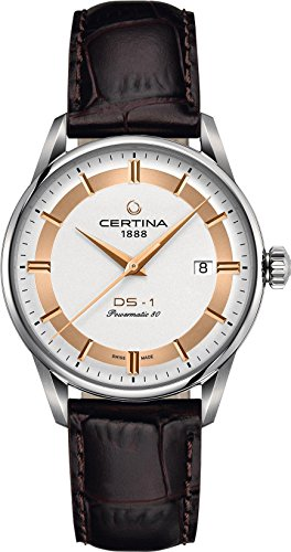 Certina DS 1 Powermatic 80 Himalaya Special Edition C029 807 16 031 60 80h Gangreserve
