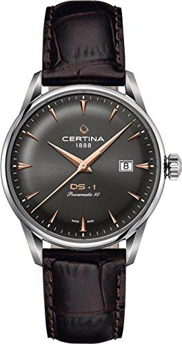 Certina DS Powermatic 80 C029 807 16 081 01 80h Gangreserve
