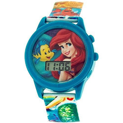 Disney Princess Singing Under The Sea Kunststoff Digitaluhr PN1165