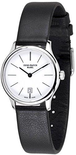 Zeno Watch Flat Bauhaus Quartz 6494Q i2
