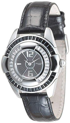 Zeno Watch Damenuhr Lalique Lalique black 6602Q s1