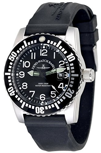 Zeno Watch Airplane Diver Quartz Numbers 6349 515Q 12 a1