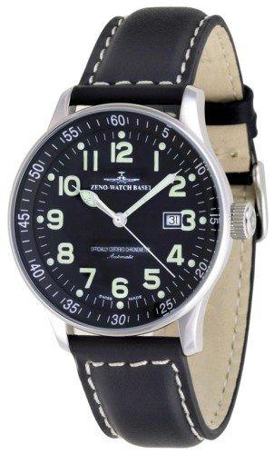 Zeno Watch X Large Pilot Automatic Chronometer P554C a1