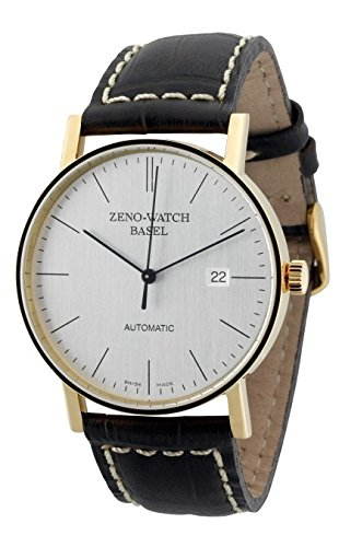 Zeno Watch Bauhaus Automatic 18ct gold 4636 GG i3