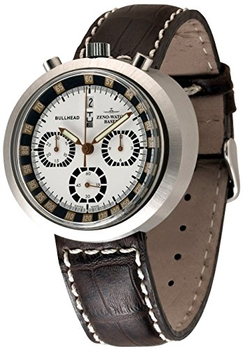 Zeno Watch Bullhead Chronograph Limited Edition 3591 i26