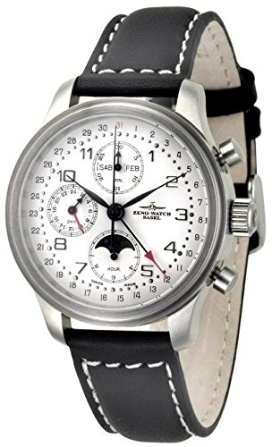 Zeno Watch NC Retro Chronograph full calendar 9557VKL e2